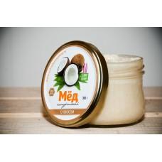 Крем-мёд с кокосом