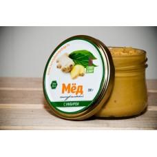 Крем-мёд с имбирём