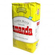Матэ Amanda Elaborada Limon